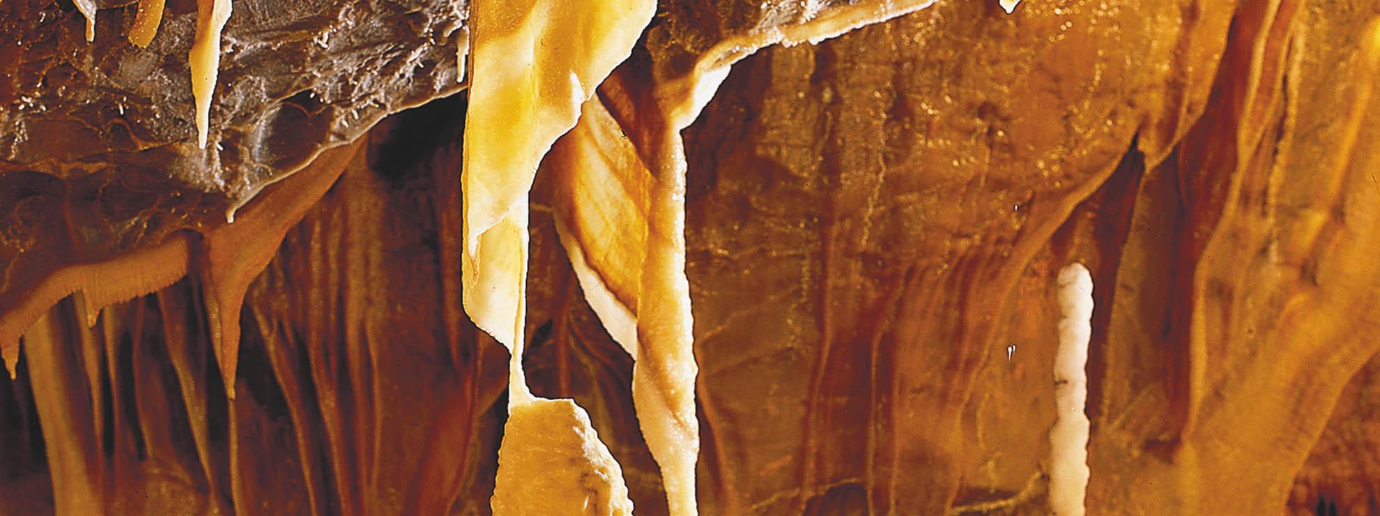 Die Atta Höhle in Attendorn ist eine Tropfsteinhöhle
