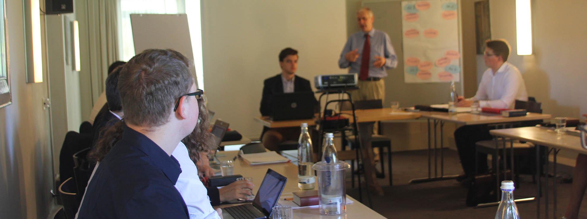 4 Seminarräume bieten den idealen Rahmen für Ihre Regionaltagung