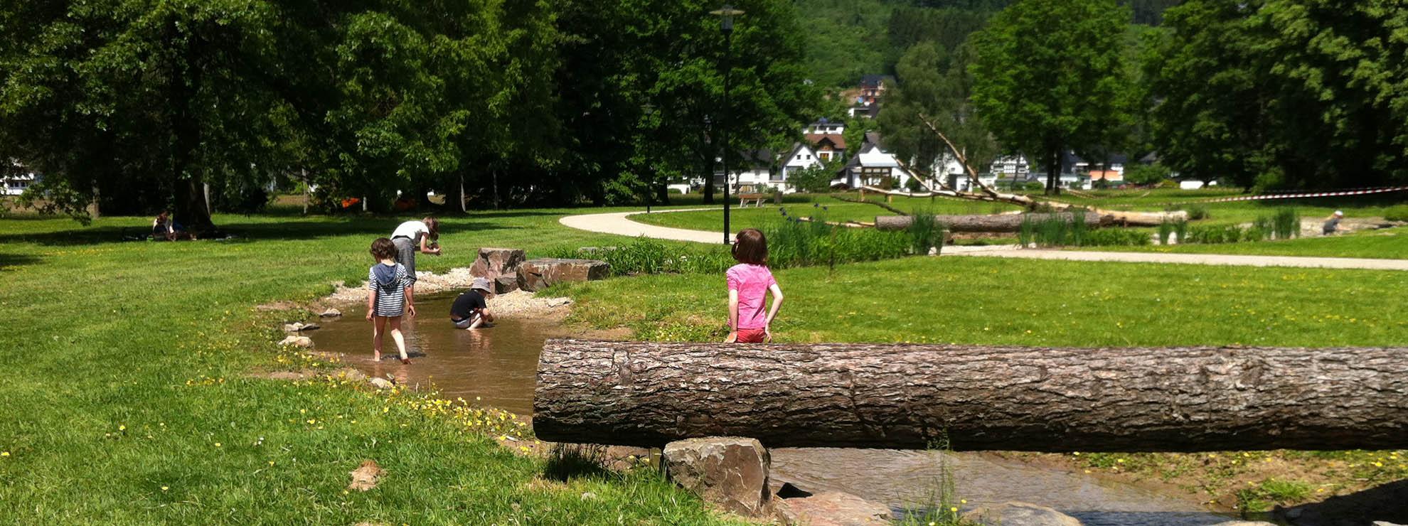 Das Tal Vital in Lennestadt Saalhausen