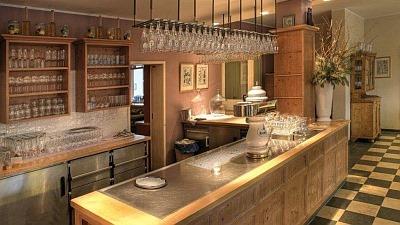 Bar für Mannschaftsabende