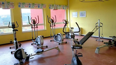 fitnessruimte Hotel Carpe Diem