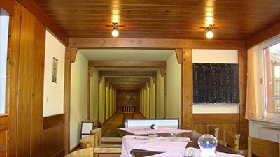 Hotel Kegelbahn für Mannschaftsabende