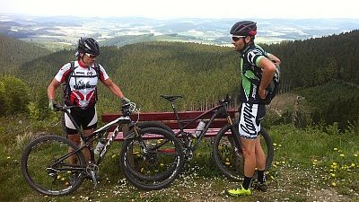 tour sauerland mountainbike