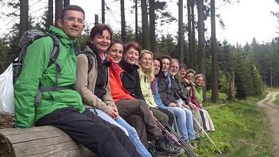 Wandern für christliche Gruppen