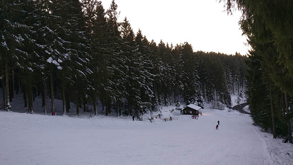 Skilift Sauerland Wintersport Hotel